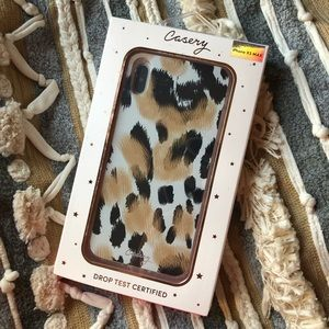 Casery Primal Print IPhone XS Max case new in box